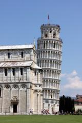 Dom und schiefer Turm zu Pisa
