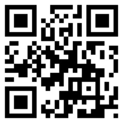 Merry christmas!!! data in qr code. EPS 8