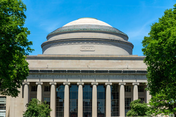Great Dome of Massachussets Institute of Technology (MIT)