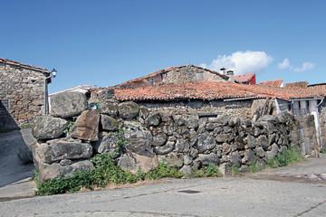 Corral de La Garganta de Baños, Valle del Ambrioz, España
