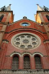 Saigon Notre-Dame Basilica,  Ho Chi Minh City, Vietnam