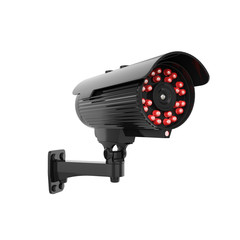 Video Surveillance Camera . CCTV