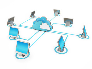 Cloud Abstract Communication, Monitor Connection Isolated