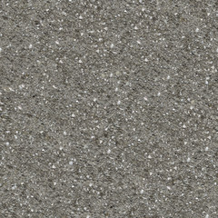 Concrete Surface with Shellsb- Seamless Texture.