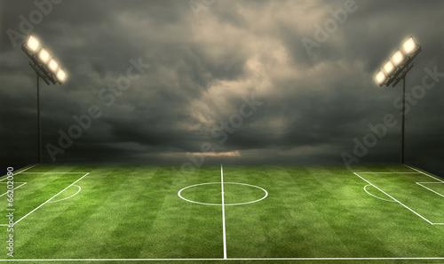 Stadium with Spot Lights - 66202090