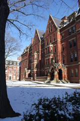 Harvard Old Yard