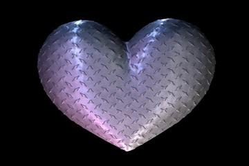 Metal Grade Heart