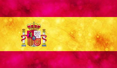 スペイン 国旗 国