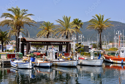 Port of Cavalaire-sur-Mer in France - 66210432