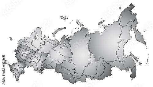俄罗斯光泽图像国家图形图标地图外形孤立广场循环