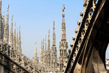 Cathedral of Milan, Duomo di Milano, Italy