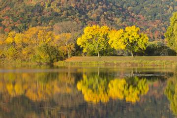 Lake Winona Autumn