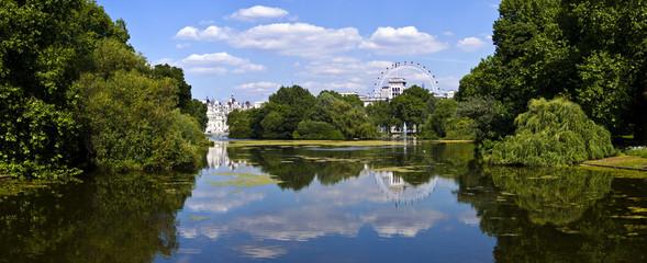 St. James's Park in London