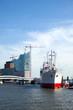 Hafen in Hamburg - 66220220