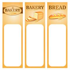 menu bakery