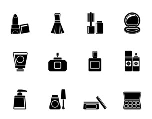 Silhouette Cosmetic Industry and beauty icons
