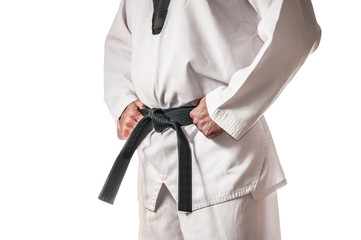 Martial Arts Black Belt