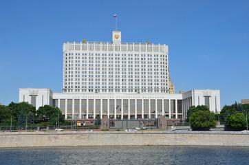 Дом Правительства Российской Федерации (Белый дом)