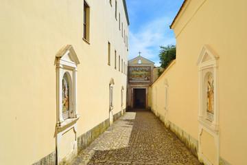 Cappella del Crocifisso - Santuario Montagna Spaccata