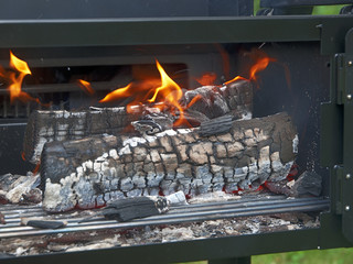 grilling outdoor