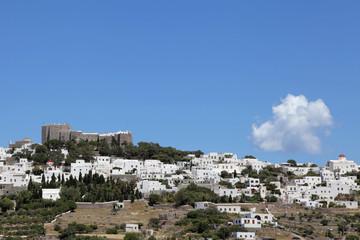 Johanneskloster auf Patmos, Griechenland