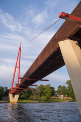 Magdeburg Stadtpark Brücke