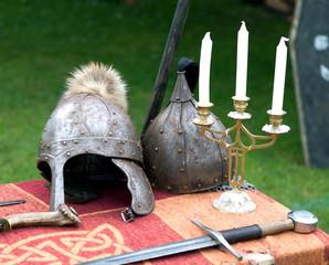 Helme, Ritterrüstung