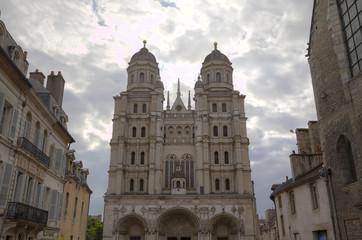 Saint-Michel church. Dijon, France