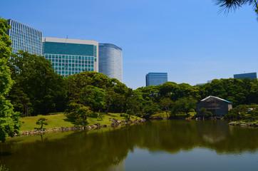 Jardin Hama-Rikyū