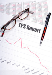 Testing Procedure Specification Report  or TPS Report