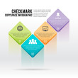Checkmark Copyspace Infographic