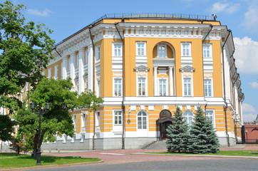 Москва, здание Сената в Кремле