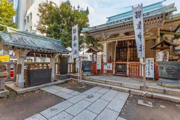 Suginomori shrine in Tokyo