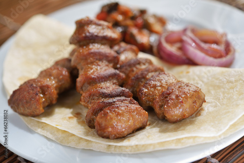 Turkish dinner