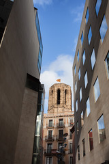 Historic and Modern Architecture in Barcelona
