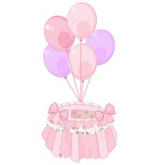 Pink Cradle