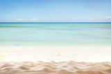 Fototapety Summer beach background