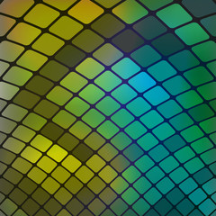 abstract mosaic vector background