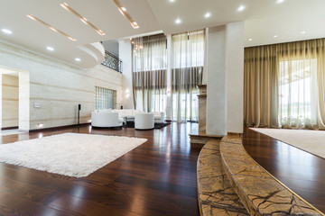 Comfortable home interior