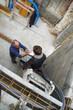chantier - rénovation de grange