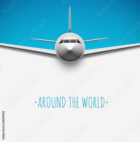 Around the world - 66249452