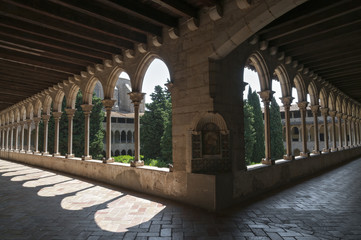 Monastery of Pedralbes Barcelona - Spain
