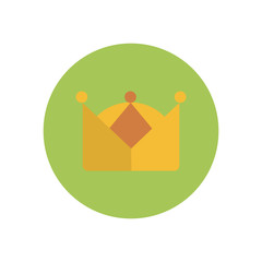 Crown - Vector icon