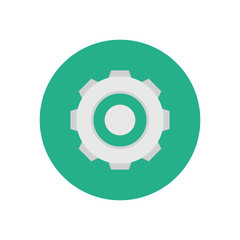 Cog settings - Vector icon