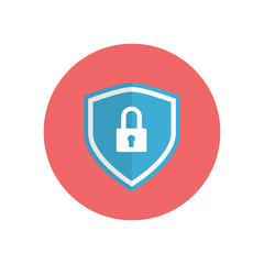 Shield - Vector icon