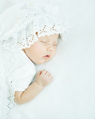 newborn baby one month age