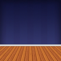 Empty room, interior with wallpaper. High resolution texture bac