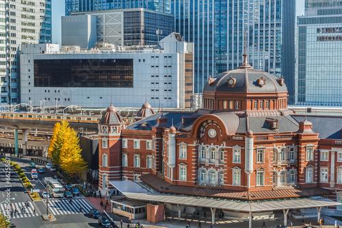 Tokyo Station - 66255878