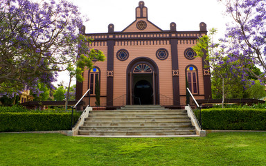 A synagogue in San Diego