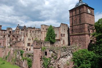 Heidelberger Schloss Baden Württemberg Europa